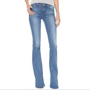 Frame Denim Le High Flare Columbus Jeans